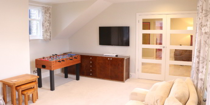 Family room at